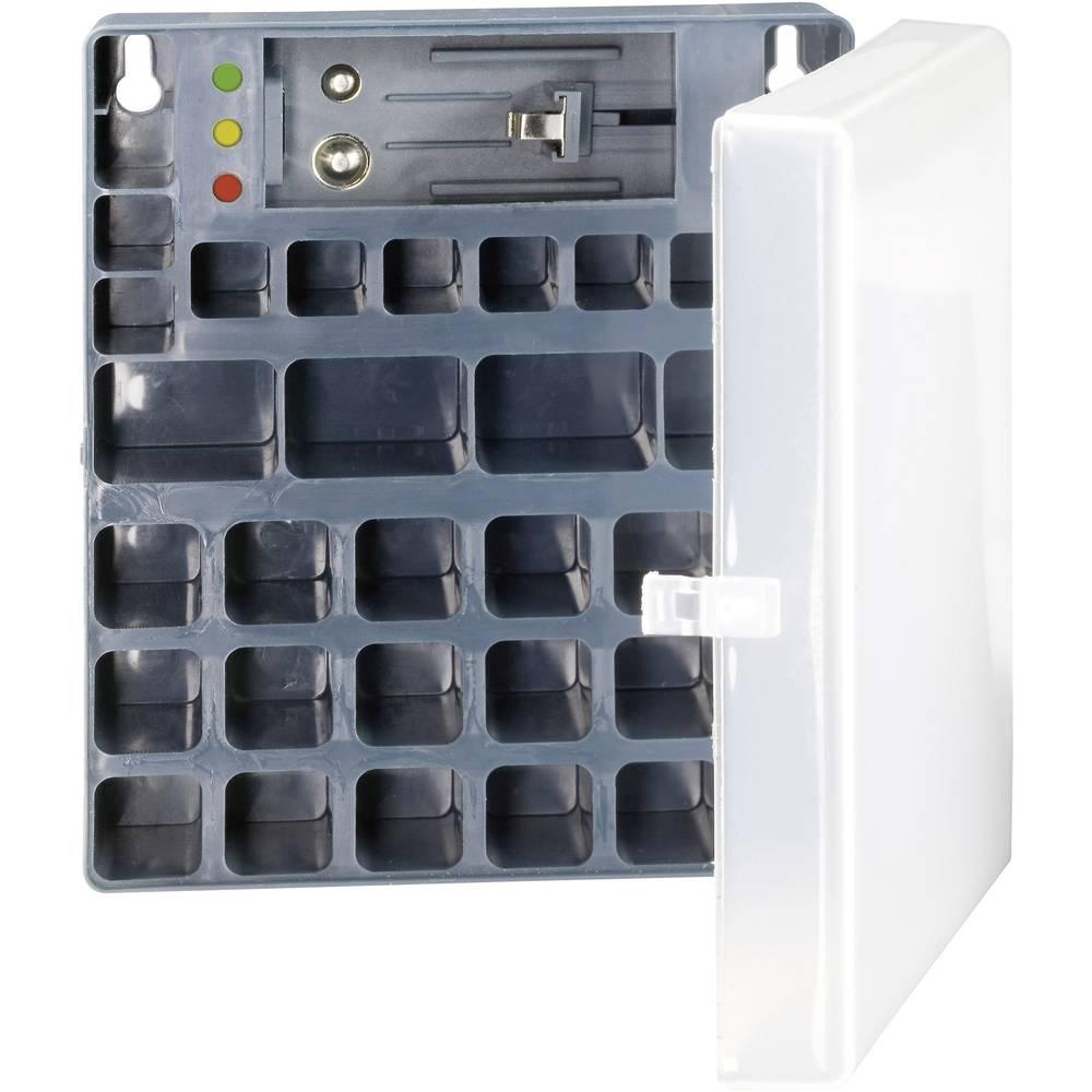 Kutija s ispitivačem baterija Conrad energy