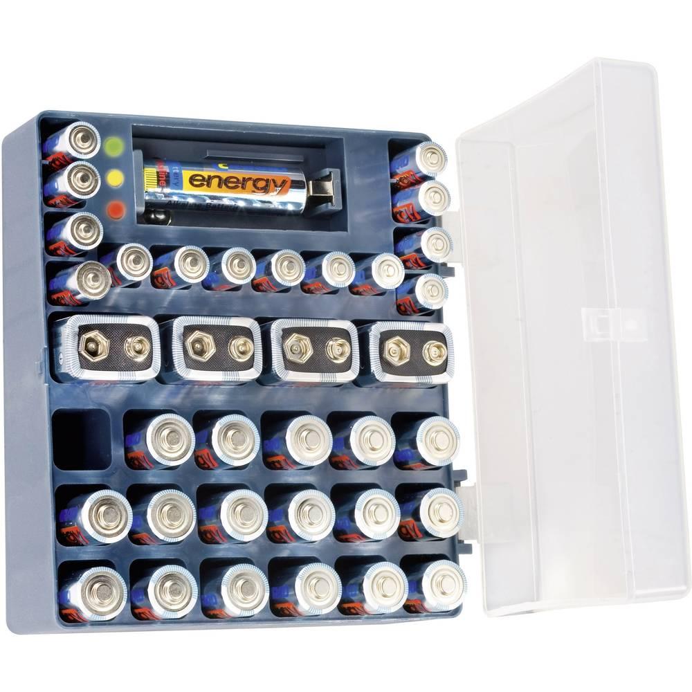 Komplet alkalnih baterij Conrad Energy v škatli
