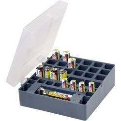 Conrad energy Batterisæt 9 V-batteri, Mikro, AA 10 stk inkl. boks