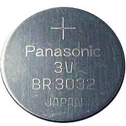 Gumbasta baterija BR 3032 litijska Panasonic BR3032 500 mAh 3 V 1 kom.