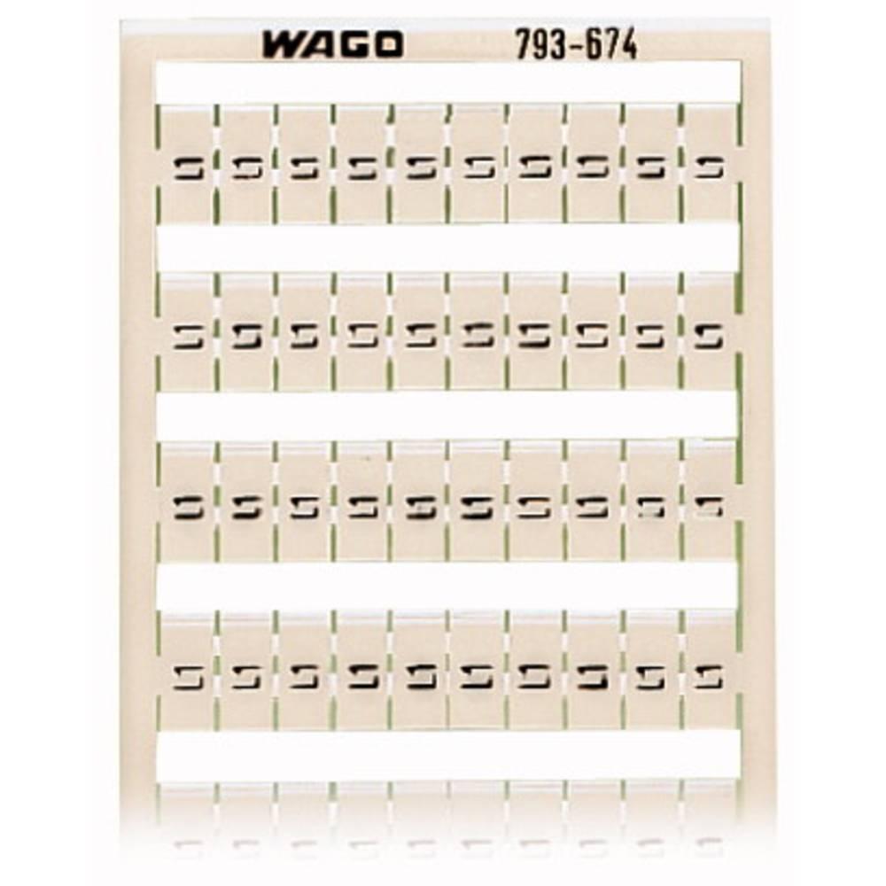 WMB multi mærkningssystem WAGO 5 stk