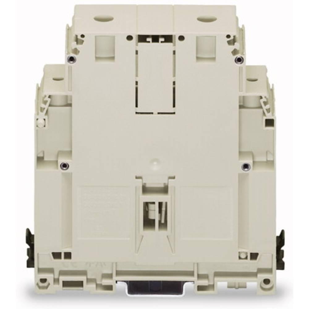 Gennemgangsklemme 36 mm Skruer Belægning: N Blå WAGO 400-499/499-706 5 stk