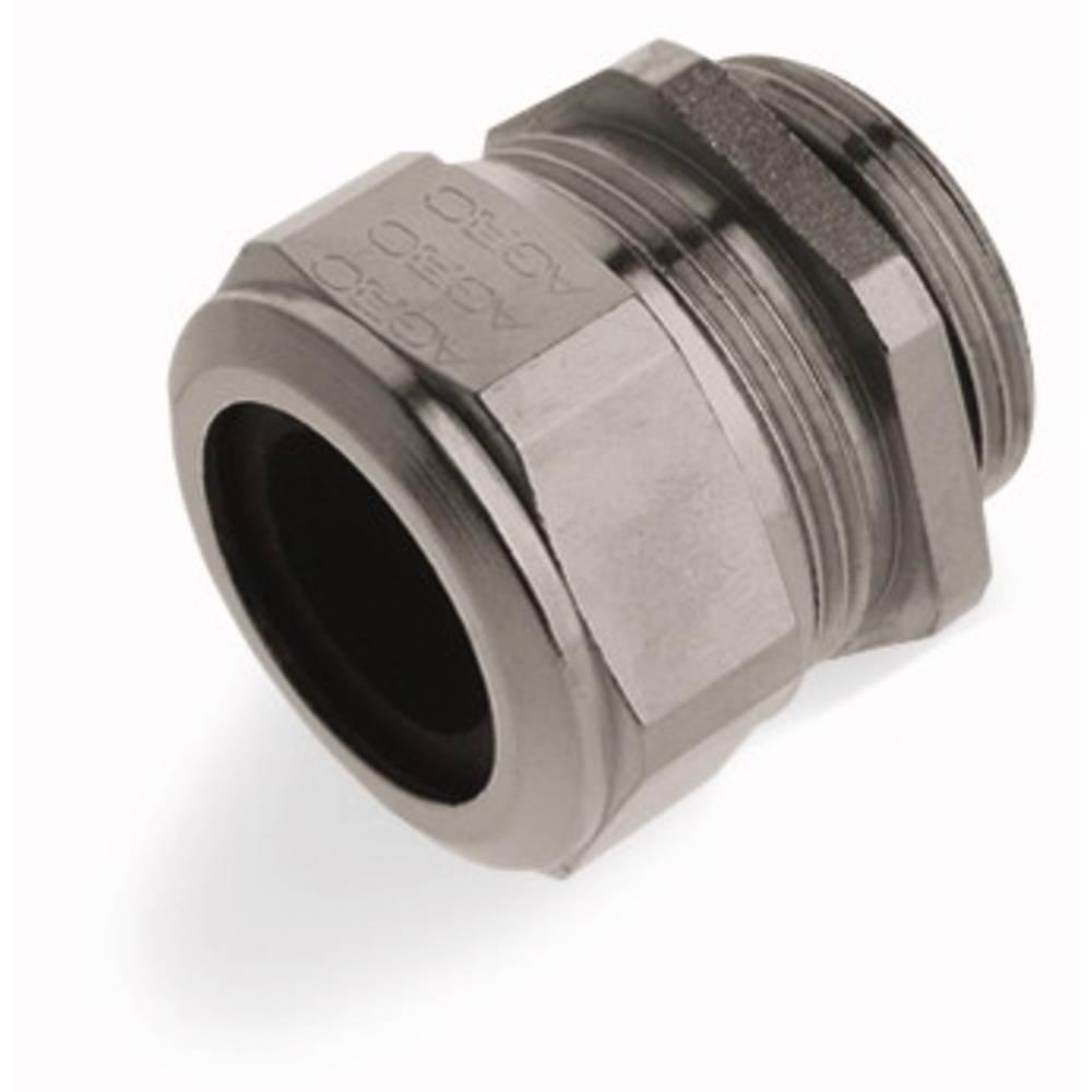Kabelska uvodnica M25 poliamid srebrne barve WAGO 895-1604 5 kosov