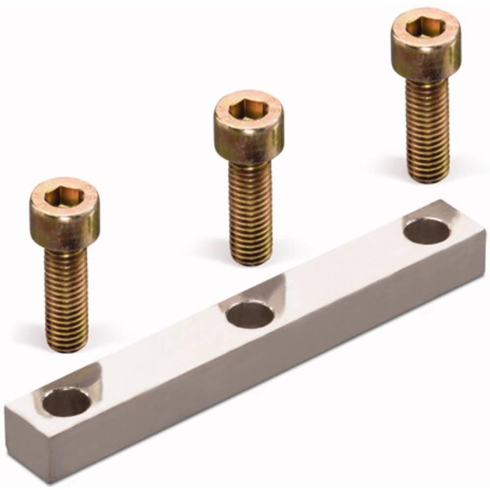 Cross-forbindelsesplade med skruer WAGO 5 stk
