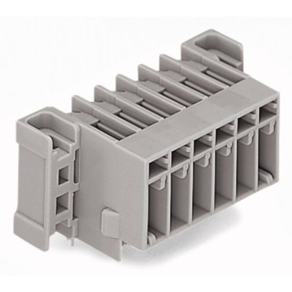 Tilslutningskabinet-printplade 769 (value.1361150) Samlet antal poler 8 WAGO 769-668/003-000 Rastermål: 5 mm 25 stk