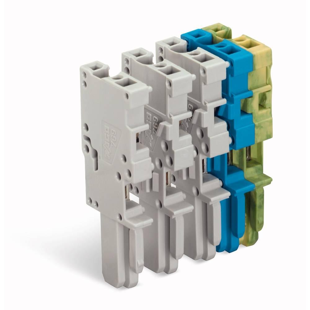 1-wire ende modul WAGO 250 stk