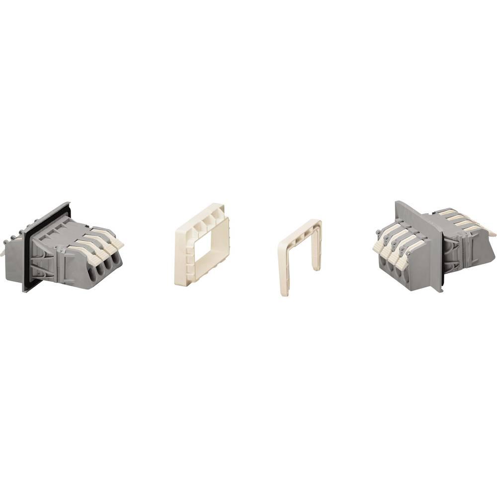 Ohišje vtičnice - kabel 828 št. polov skupaj 5 WAGO 828-275 mere: 11.50 mm 15 kosov