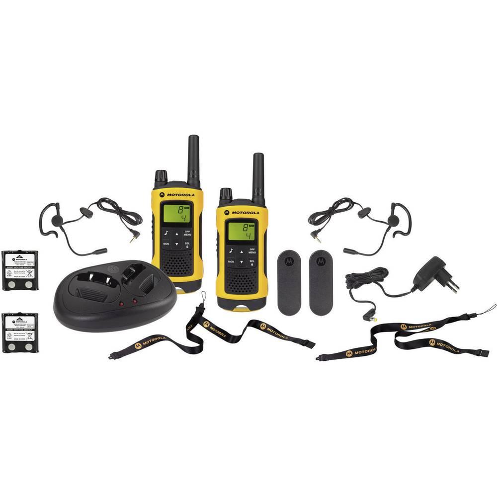 PMR radio TLKR T80 Extreme Motorola kofer dvodijelni komplet