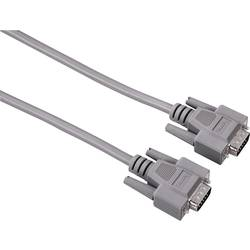 VGA priključni kabel [1x VGA utikač - 1x VGA utikač] 3 m siva