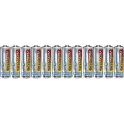 Batteri R6 (AA) Alkaliskt Conrad energy LR06 1.5 V 12 st