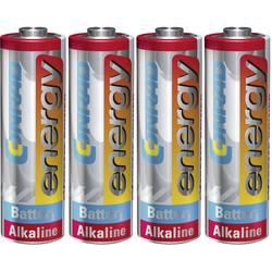 Batteri R6 (AA) Alkaliskt Conrad energy Extreme Power LR06 1.5 V 4 st