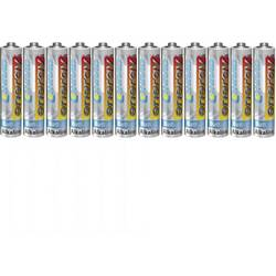 Micro baterija (AAA) alkalno-manganova Conrad energy LR03 1.5 V 12 kosov