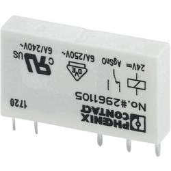 Tiskalni rele 24 V/DC 6 A 1 izmenjevalnik Phoenix Contact REL-MR- 24DC/21 1 kos