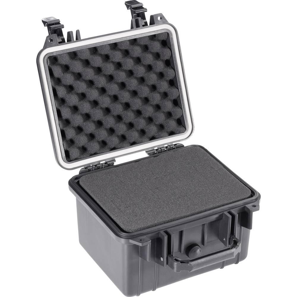 Basetech Outdoor kofer 260 x 245 x 175 mm 658800 dimenzije: (L x B x H) 260 x 245 x 175 mm polipropilen