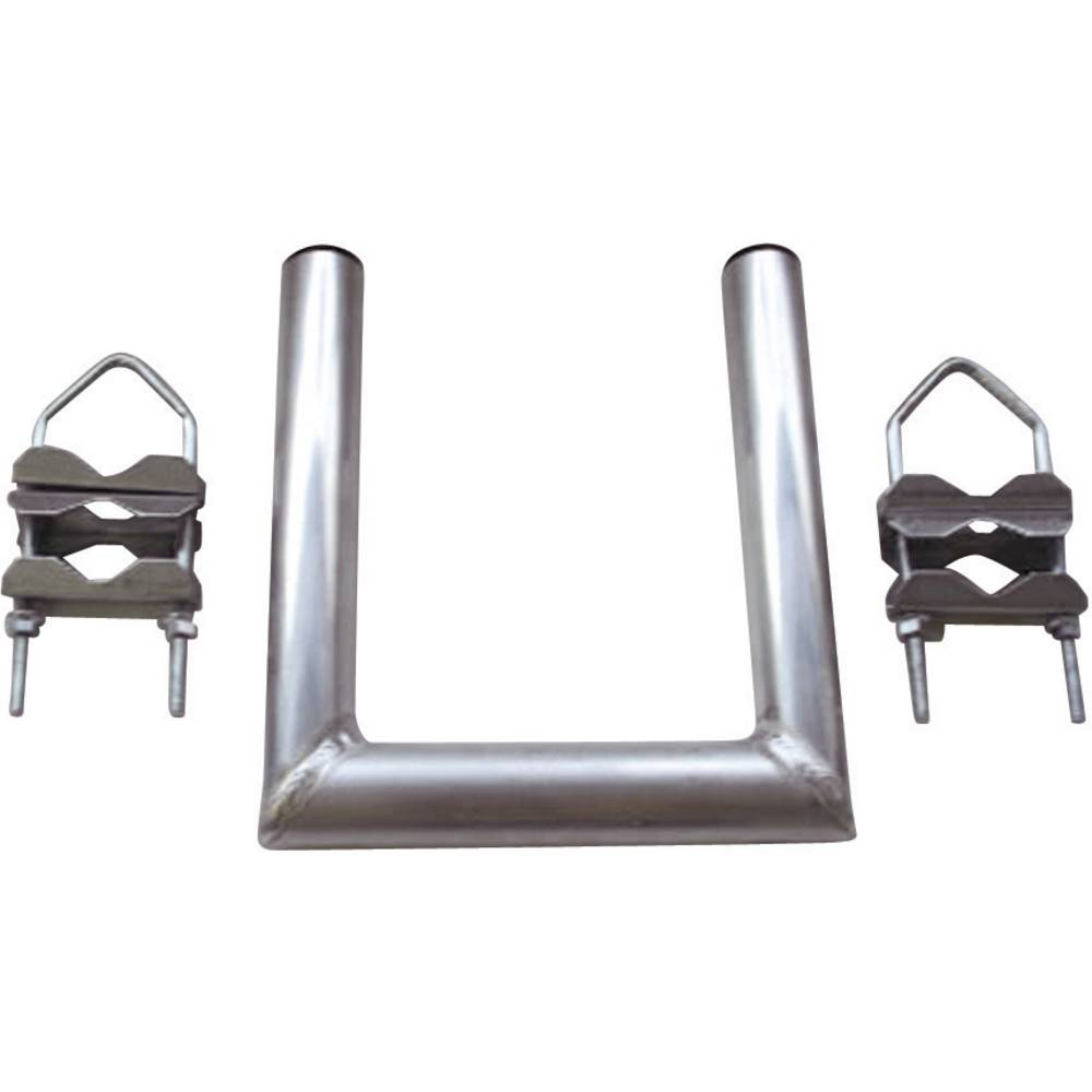 Universal mast holder for LTE antennas