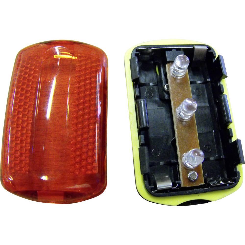 Conrad Varnostna utripajoča LED-svetilka DR-34