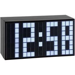 Kvarts Väckarklocka TFA 98.1082.02 Svart