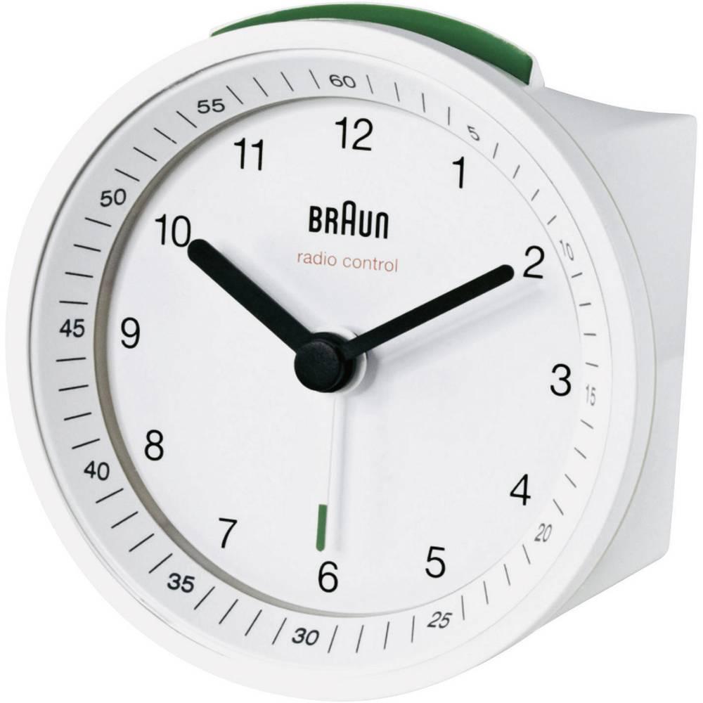 DCF Väckarklocka Braun 66010 Vit Larmtider 1