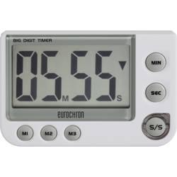 Mjerač vremena EDT 4000 (D x Š x V) 21 x 91 x 60 mm bijeli C5079 Eurochron