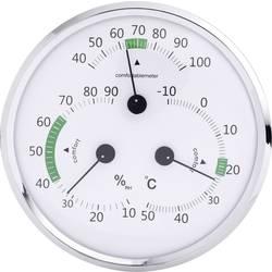 Termometar/vlagomjer/mjerač osjeta ugode (Ø x D) 142 mm x 35 mm THG101 Conrad