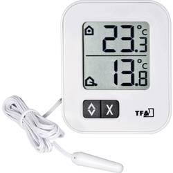 Termometer TFA 30.1043.02 Vit