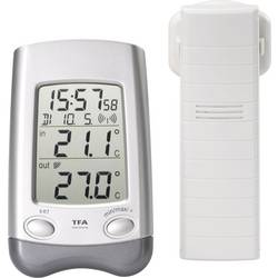 Bežični termometar Wave broj senzora maks. = 1, 30.3016.54 TFA