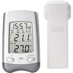 Trådlös termometer TFA Wave Silver