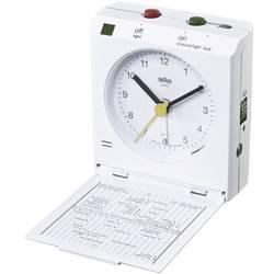 Kvarts Väckarklocka Braun 66025