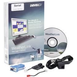 Davis Instruments Programska oprema Weather LinkR Seriell DAV-6510SER
