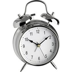 Kvarts Väckarklocka TFA 98.1043 Silver Larmtider 1
