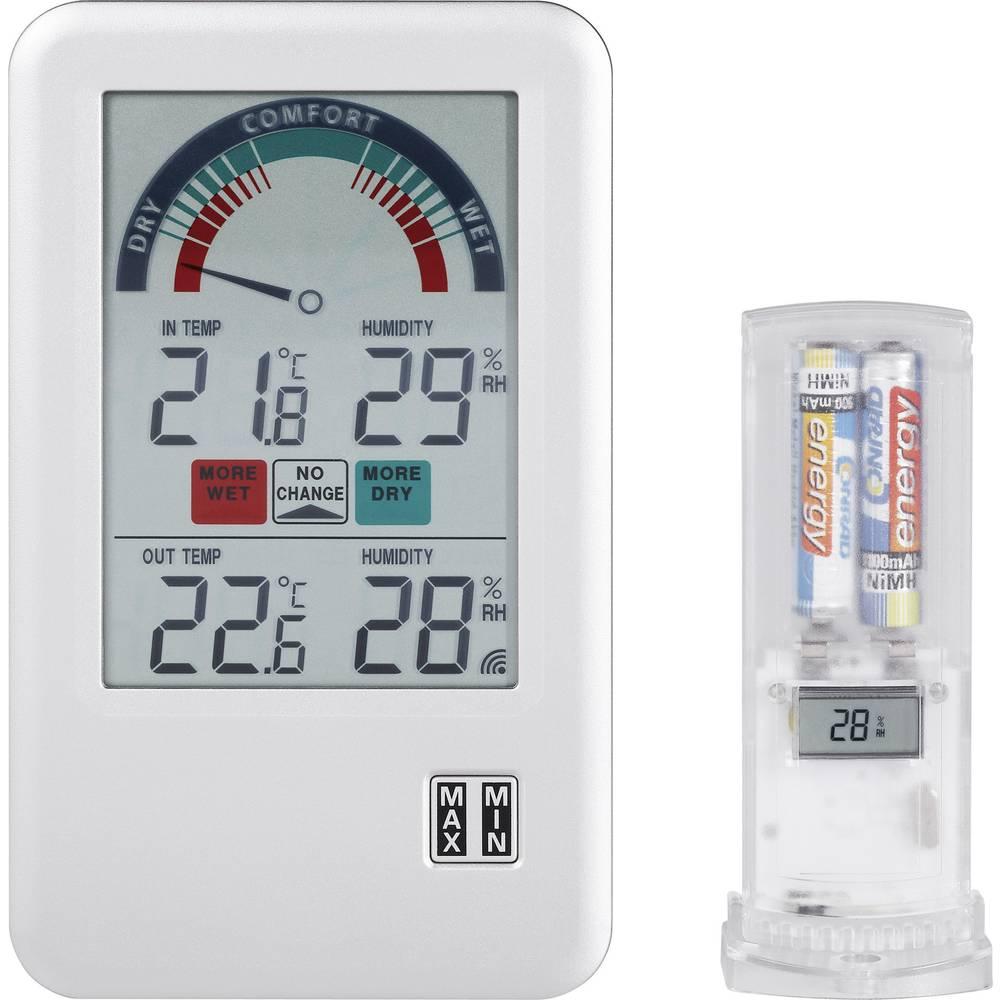 TFA Brezžični termometer/vlagomer BEL-AIR maks. št. senzorjev=1