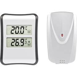 Trådlös termometer S521B Silver
