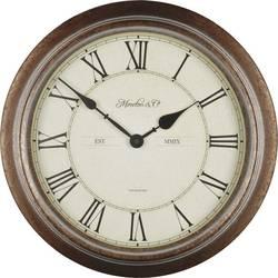 Zidni kvarčni sat Techno Line WT 7006 36 cm x 7 cm drvo za vlažne prostorije