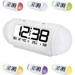 Radijski kontrolirani sat s buđenjem uz svjetlo WT 499 (Š x V x D) 185 x 75 x 75 mm