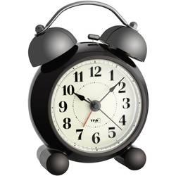 Kvarts Väckarklocka TFA 60.1014 Mörkbrun Larmtider 1