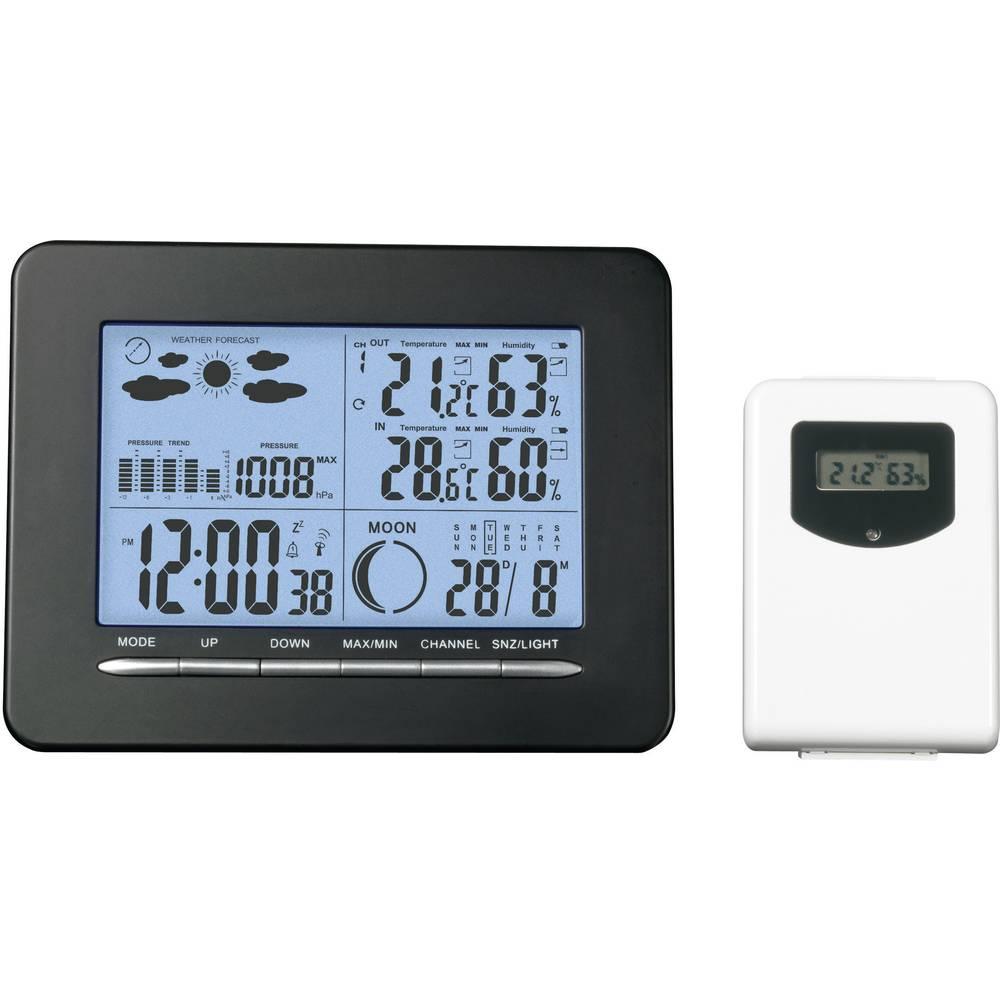 Radijska vremenska stanica S3318P + mini termo/higrometer ETH 5500