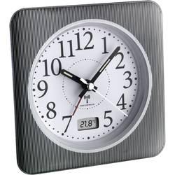 DCF Väckarklocka TFA 60.1502.10 Grå, Vit Larmtider 1