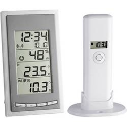 Bežični termometar/vlagomjer s prikazom osjećaja ugode DIVA GO broj senzora maks. = 2, 30.3018.10 TFA