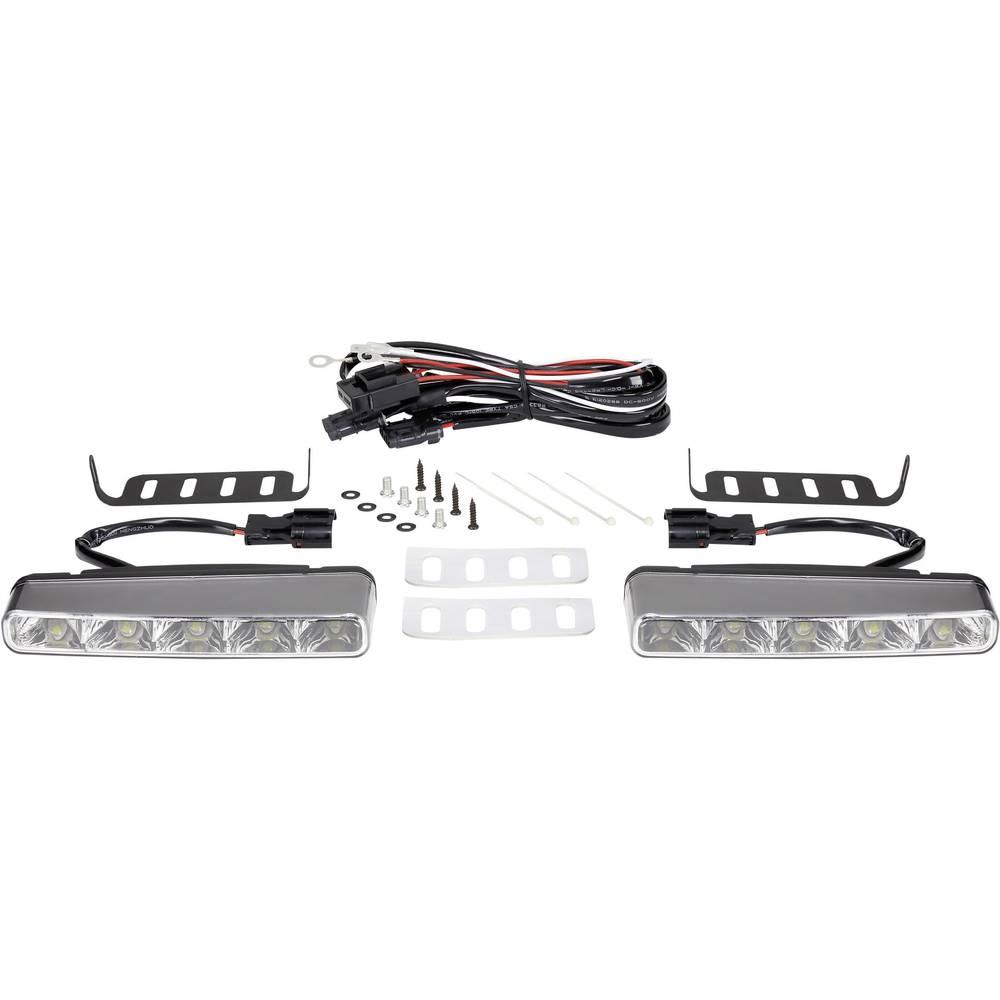 Renkforce LED dnevna svjetla TTX-8009 5 LEDs (Š x V x D) 160 x 25 x 55 mm