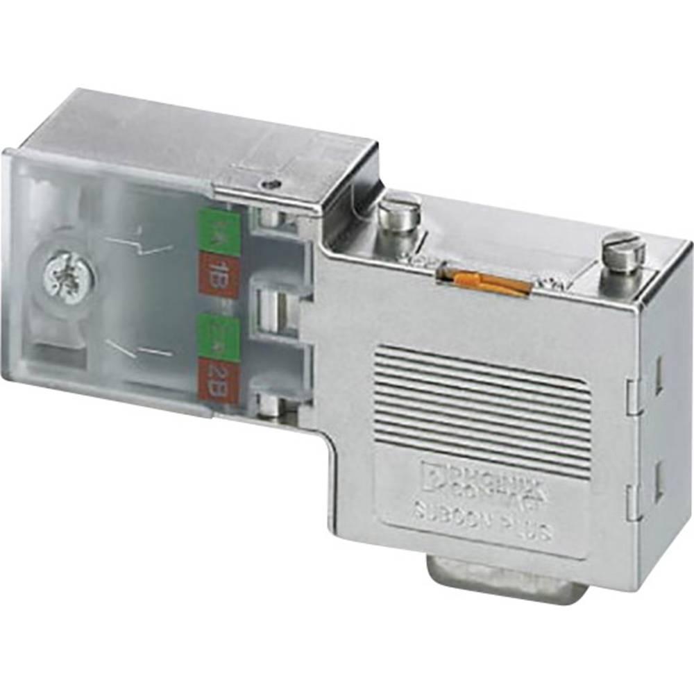 SUBCON-PLUS-PROFIB/90/PG/SC - D-SUB-bus vtič, SUBCON-PLUS-PROFIB/90/PG/SC Phoenix Contact vsebuje: 1 kos