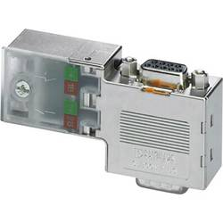 Sensor-/Aktor-datastikforbinder Stik, vinklet Pol-tal (RJ): 9 Phoenix Contact 2744018 SUBCON-PLUS 9/M 1 stk