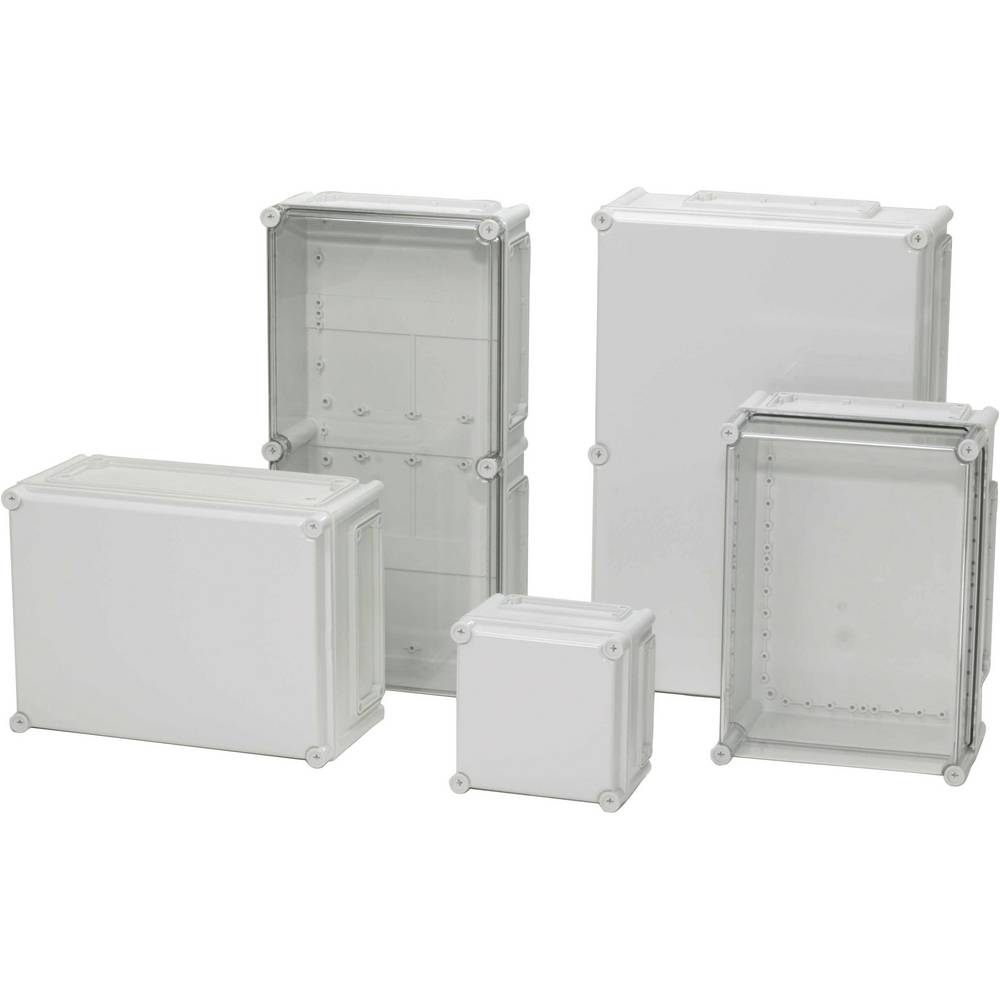 Installationskabinet Fibox PC 3828 18 G-2FSH 380 x 280 x 180 Polycarbonat 1 stk