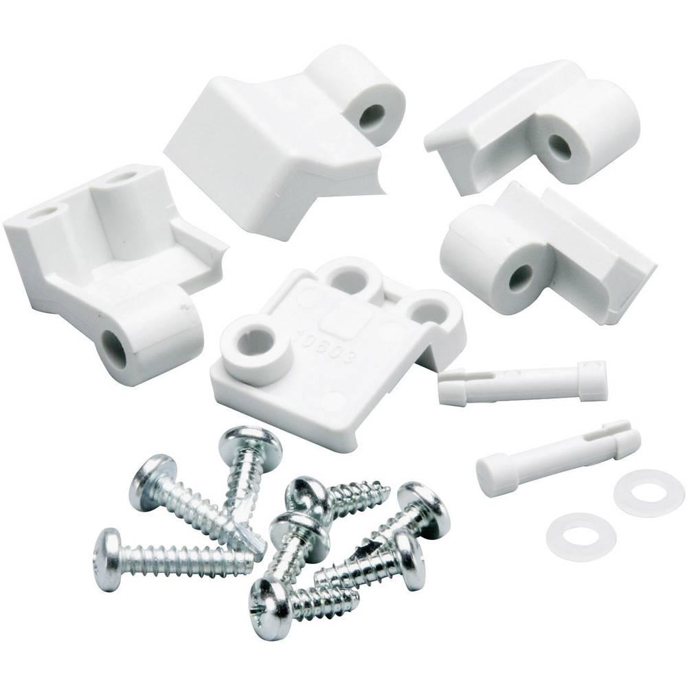 Hængsel Fibox EK MB 10622 3530622 Plast Lysegrå (RAL 7035) 1 stk