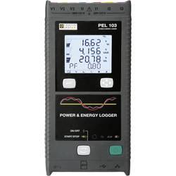 Chauvin Arnoux PEL 103 energijski snemalnik mit 3 MiniFLEX izmenjevalnik toka, analizator omrežja P01157151