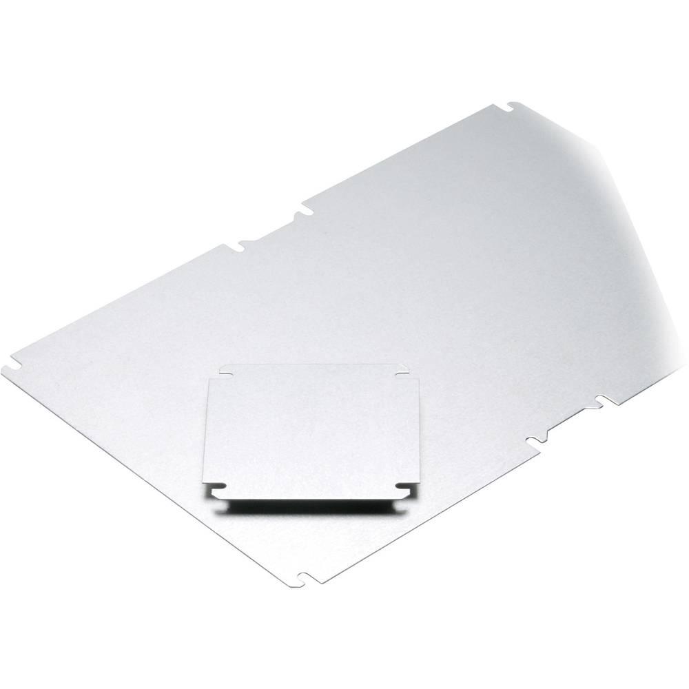 Monteringsplade Fibox EK EKJVT PC (L x B) 238 mm x 148 mm Polycarbonat 1 stk