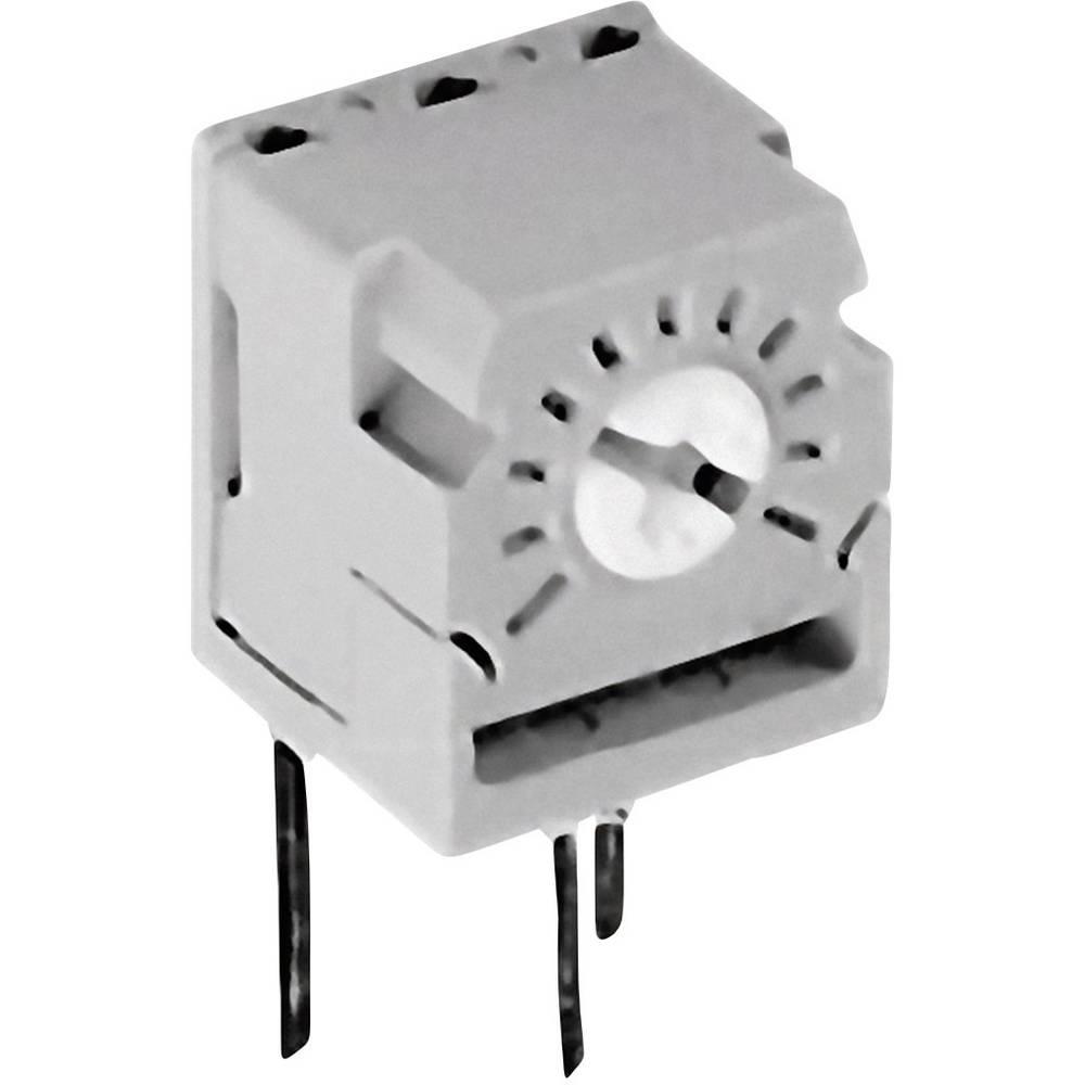 TT Electronics AB cermet trimer 465 2046504600 100 k vključitev pri 0.5 W ± 20 %