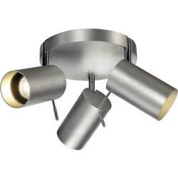 Stropni reflektor, halogenski, LED GU10 225 W SLV Asto Tube III 147424 aluminij