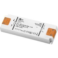 Goobay SET 12-50 LED slim LED gonilnik LED napajalnik 50 W 12 V/DC 4100 mA, konstantna napetost
