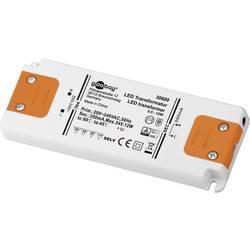Goobay SET CC 350-12 LED LED gonilnik LED napajalnik 12 W 0 - 34 V/DC 350 mA, konstantna napetost