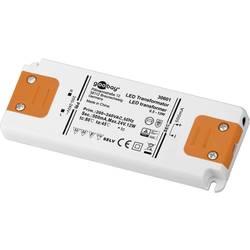 Goobay SET CC 500-12 LED LED gonilnik LED napajalnik 12 W 0 - 24 V/DC 500 mA, konstantna napetost